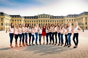 Miss Austria Akademie 2014 - Hotel Falkensteiner Wien - by Gerry Frank (87)
