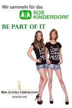 Plakat Miss Burgenland_SOS Kinderdorf