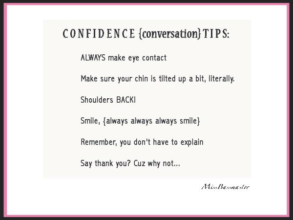 ConversationTips
