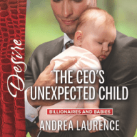 Mini-Review: Andrea Laurence's THE CEO'S UNEXPECTED CHILD