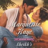 Review: Marguerite Kaye's Sheikh's Mail-Order Bride, or The Romance of Carpe Diem