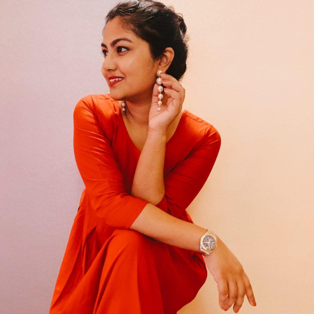 Rimika R Das