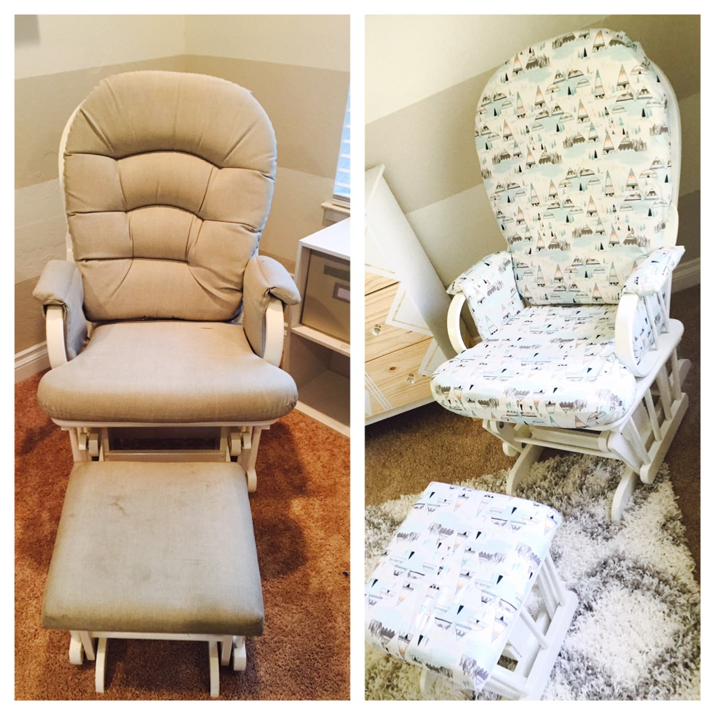 Rocking Chair For Baby Room Craigslist Deals Diy Rocking Chair For Your Baby 39s Room