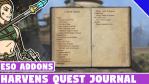 Harven's Quest Journal Addon