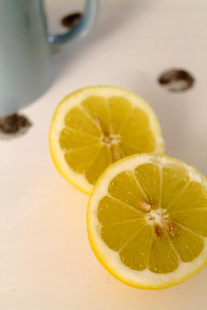 Le citron, mon astuce bien-être - Beauté - Miss Blemish