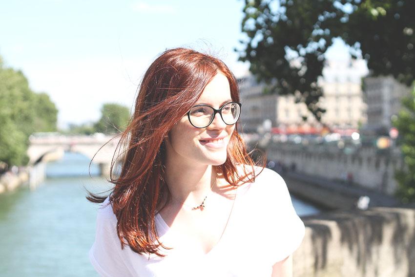 Paris au bord de l'eau - Mode - Slow life - Miss Blemish