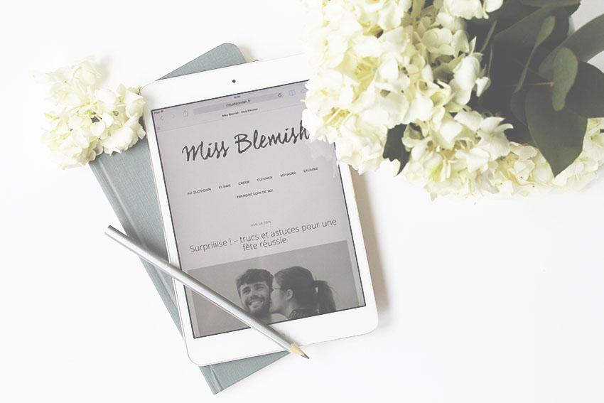 Mes conseils blog pour les blogueuses qui démarrent  - Miss Blemish