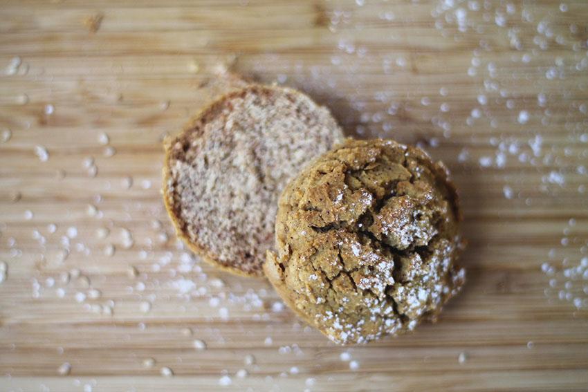 Mes petits pains au maïs - Cuisine - Miss Blemish