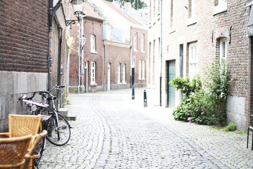 La douce Maastricht - City Guide Slow travel - Miss Blemish