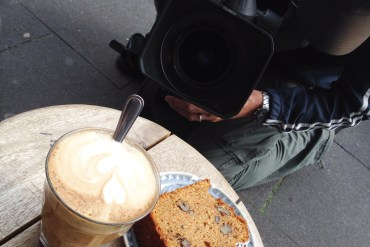 WDR Lokalzeit Bonner Talweg Südstadt Bloggerin Black Coffee Pharmacy