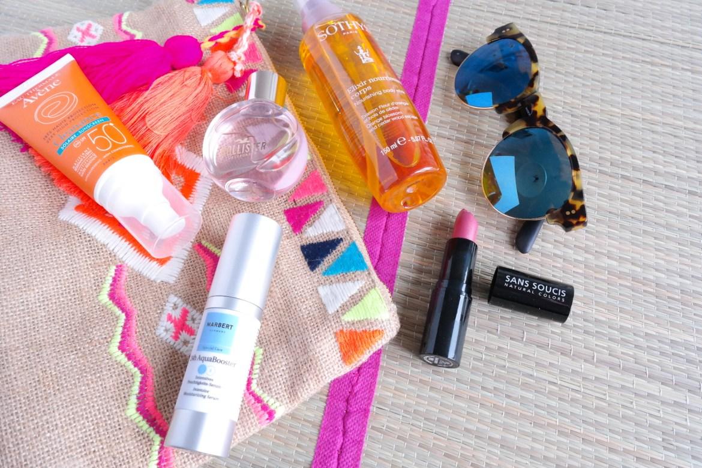 Missbonnebonne Vorfreude Urlaub Kosmetik Sonnenbrille Reiseblog Lifestyleblog