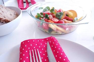 Misbonnebonne lifestyleblog bonn pfirsichsalat fruchtiger salat grillen beilage rezept (3)