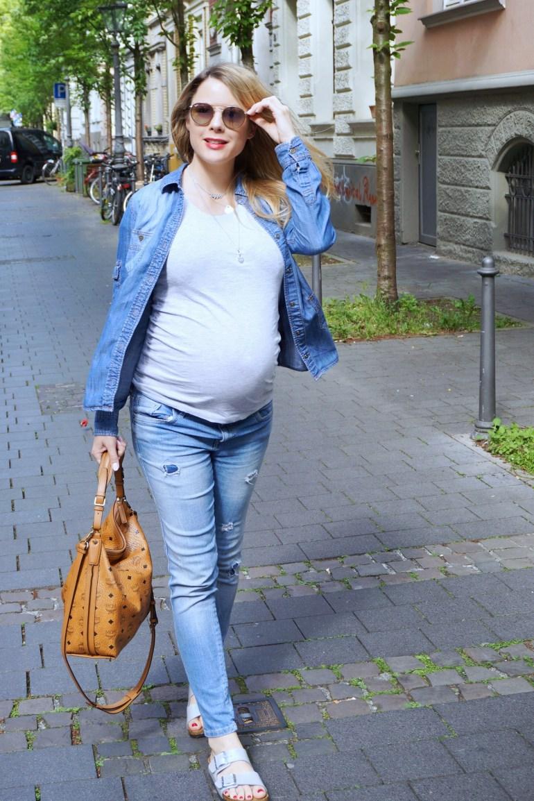 Umstandsmode Schwangerschaft