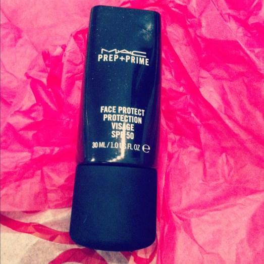 Mac Prep N Prime Face Protect