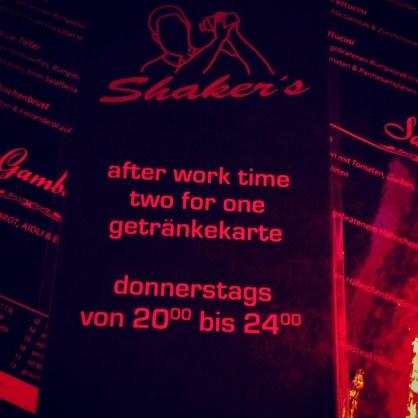 Shakers Bonn