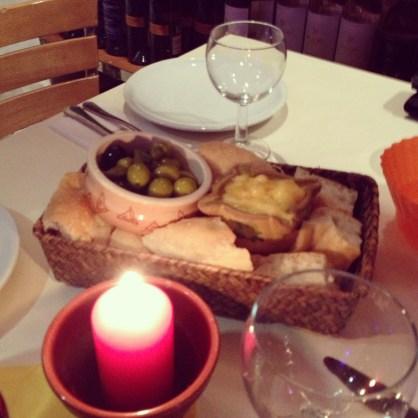 Der Spanier Bonn Tapas Wein Sangria