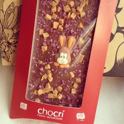 chocri osterschokolade