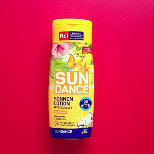 balea sundance sonnenlotion kokos
