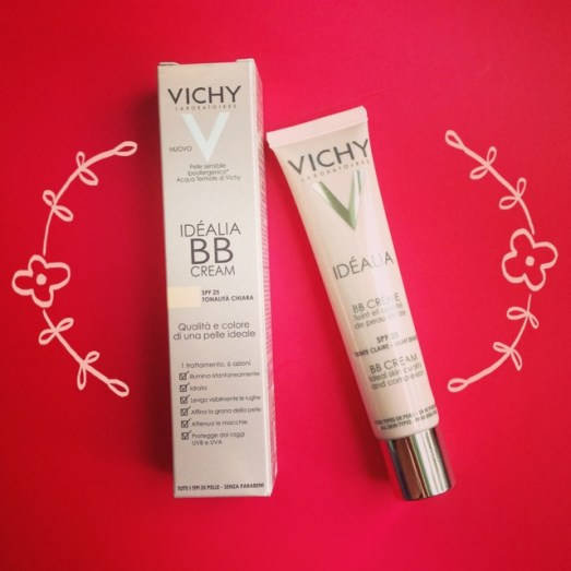Vichy Idealia BB Cream Test