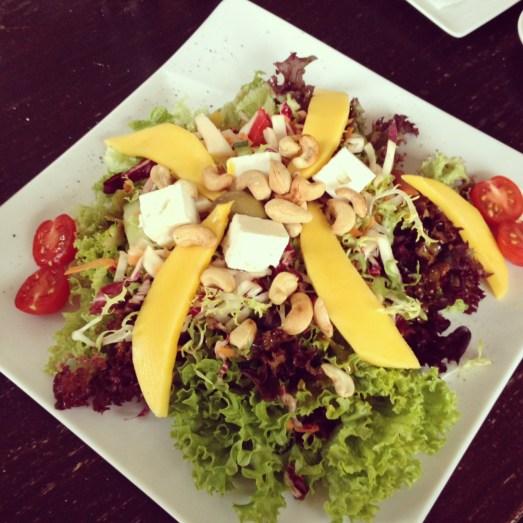 Limao Bad Godesberg Salat Mango
