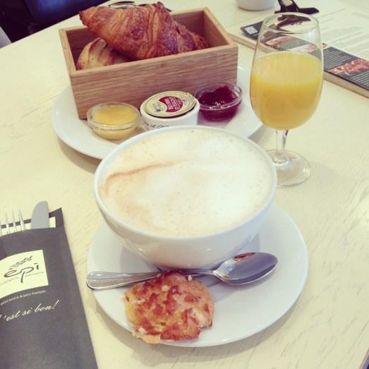 Epi Bonn Frühstück