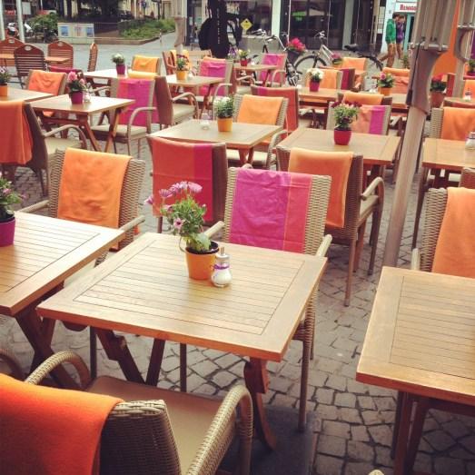 First Flush Tea Room Bonn Frühstück Bewertung