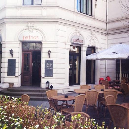 Pathos Cafe Restaurant Bonn Frühstück