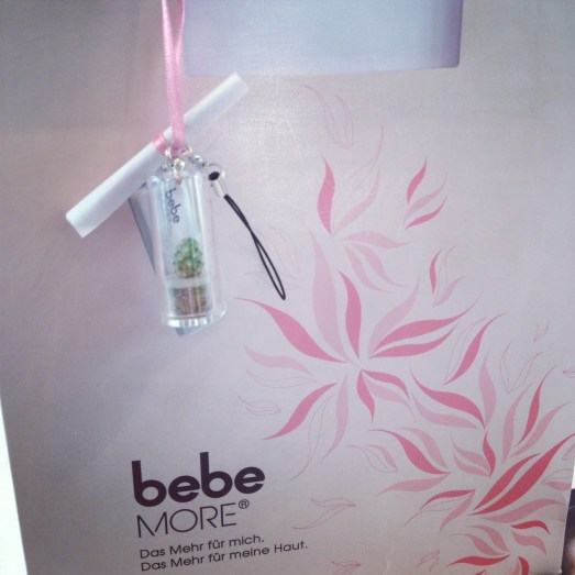bebe more beautypress bloggerevent