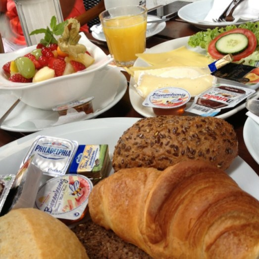 Cafe Spitz Bonn Frühstück Tipp