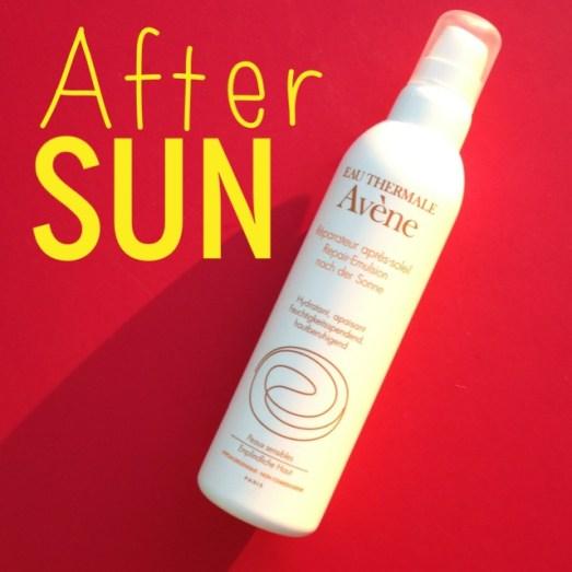 Avene After Sun Repair