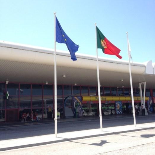 Albufeira Portugal Faro Flughafen