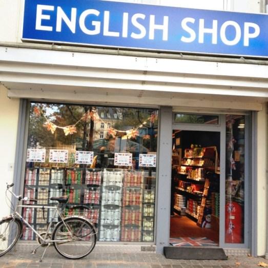 English Shop Bonn