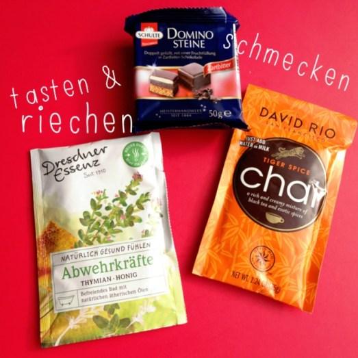 Lovelylicious Box Herbst 2013 Chai Latte Dresdener Essenz