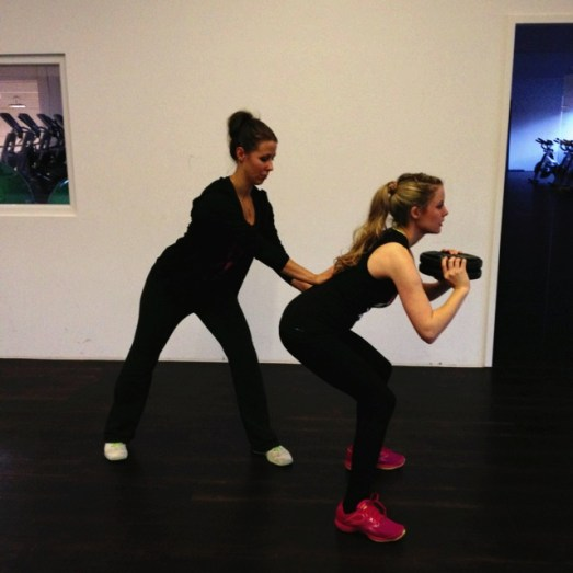 Two weeks, two girls – one project – MissBB trainiert wie ein Hollywoodstar Personal Trainer Bonn Daphne your coach kraftwerk bonn