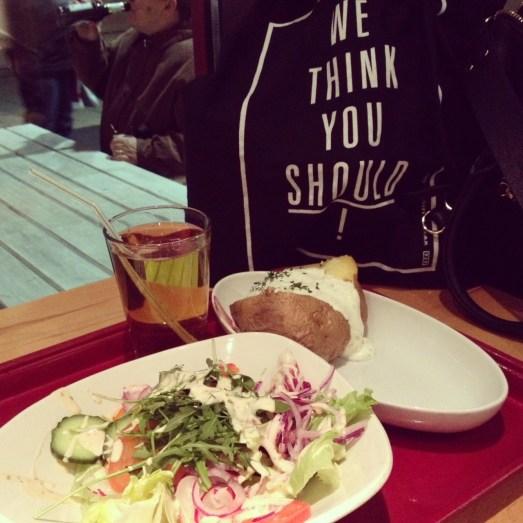 Hamburg kurztripp city tripp wochenende essen gehen restaurant tipps jim block burger innenstadt
