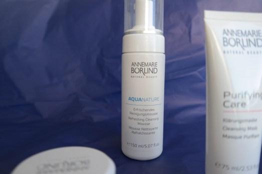 Annemarie Börlind Produkttest Mascara Kajal Mousse Maske Feuchtigkeitscreme