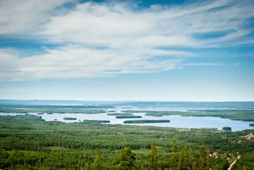 Dalarna landscape