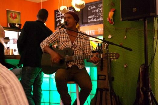 limao bad godesberg bonn cocktails Brasilianer Bahnhof live Musik