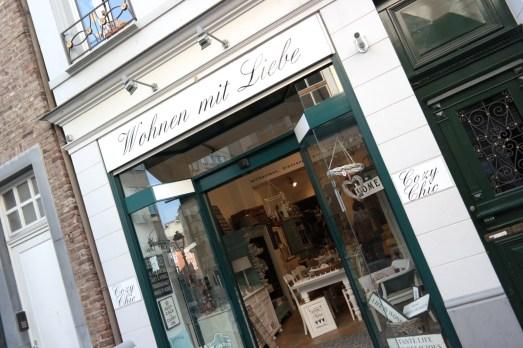 Aachen Citytrip Shopping Wochenende Wohnen mit Liebe Geschäft