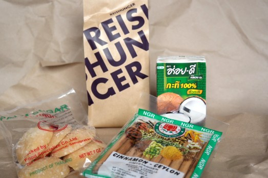 Reishunger Milchreis Test Empfehlung Reis kochen Onlineshop Erfahrung Bonn Blog Kokosmilch