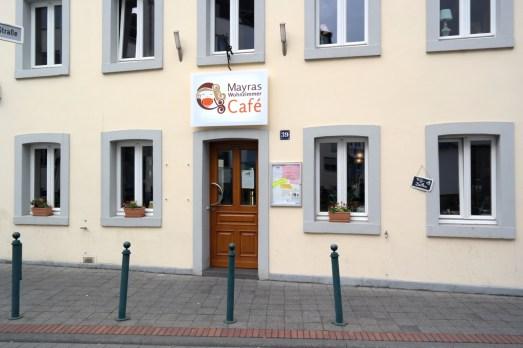 Mayras Wohnzimmer Café Beuel Familiencafé kindercafe Cafe de Beuel Events Frühstück Kuchen selbstgebacken Kinderzimmer Betreuung Kinder Bonn