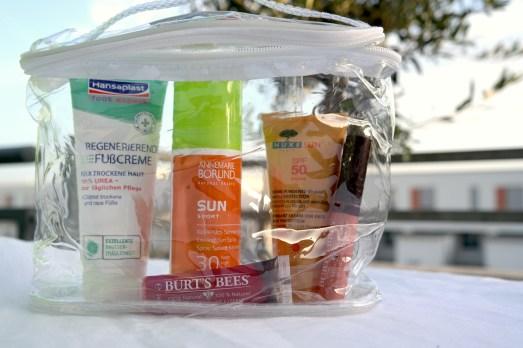 Bonn Blog beautyblogger Sommerkosmetik Tipps Hansaplast Börlind Nuxe Burts Bees