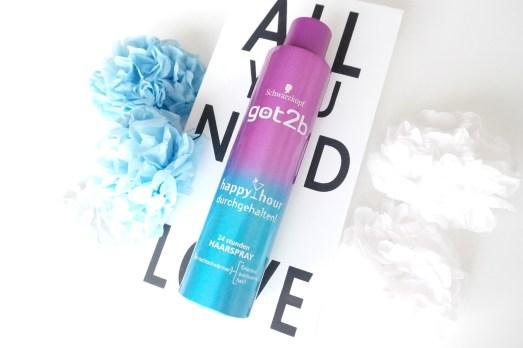 Beautylieblinge low budget Got 2 be Haarspray 8x4 Deo ohne Aluminium Beautyblog Beautyblogger_de