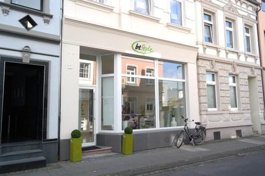 Neyes Augenbrauen Styling Waxing Bonn BT Style Bad Godesberg Studio Kosmetikerin
