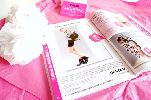 Glamour Shopping Week Oktober 2014 Partner Vorteile Shopping Bonn Blog