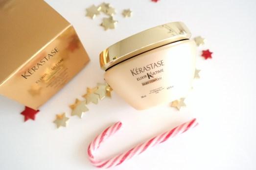 Weihnachtsgeschenke Kosmetik Beauty beste Freundin Mama Mutter Schwester Weihnachten Geschenkideen Kerastase Haarkur