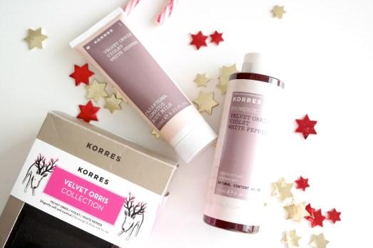 Weihnachtsgeschenke Kosmetik Beauty beste Freundin Mama Mutter Schwester Weihnachten Geschenkideen Korres Naturkosmetik Geschenkset