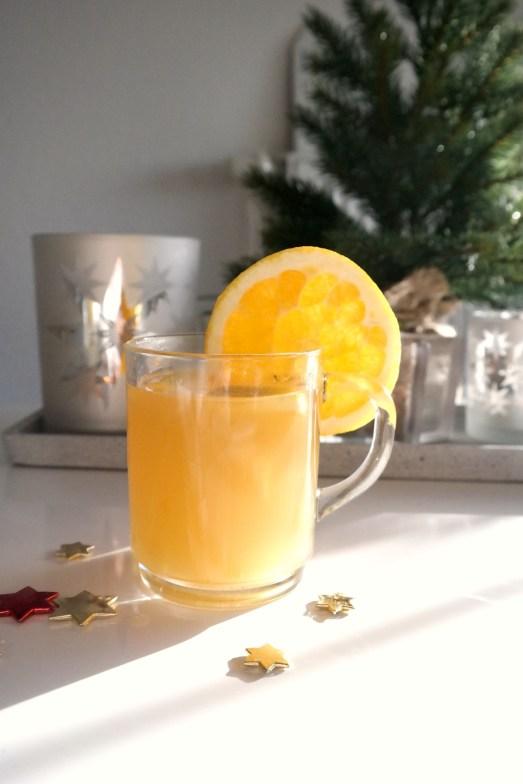Winterdrinks weihnachtliches Getränk Eierlikör Blog Lifestyle Sahne heiss Weihnachten Apfelsaft Tee