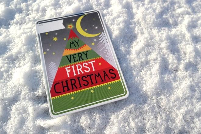 Milestone Cards Weihnachten