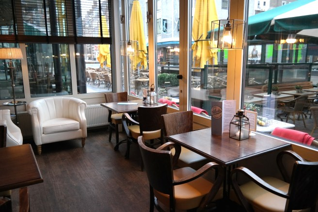 Hotel Atlanta nijmegen im Zentrum das andere Holland Wochenendtrip Frühstücken Hoteltipp